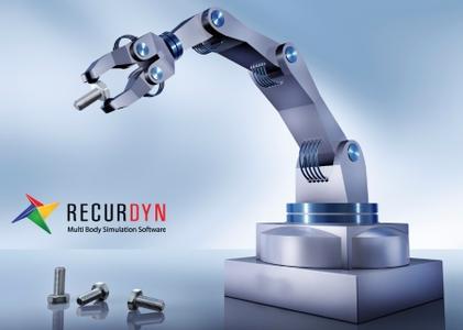 FunctionBay RecurDyn V9R1 SP1.1 Win/Linux 破解版下载