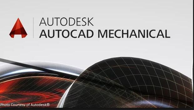 Autodesk AutoCAD Mechanical 2019.1 x64 破解版下载