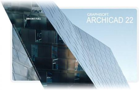 GRAPHISOFT ARCHICAD 22 Build 5009 Win 破解版下载