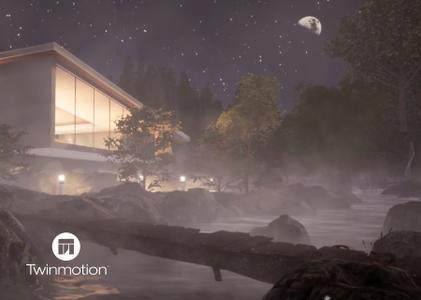 Twinmotion 2019 x64 Crack 破解版下载 3D实时渲染软件