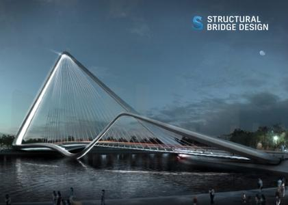 Autodesk Structural Bridge Design 2019 破解版下载 crack