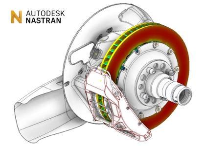 Autodesk Nastran 2019.2 破解版下载 crack