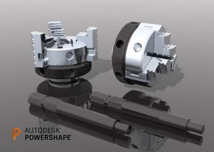 Autodesk PowerShape 2019 x64 破解版下载 crack