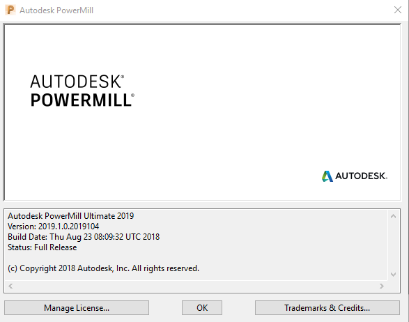 Autodesk PowerMill Ultimate 2019.1 Multilanguage (x64)