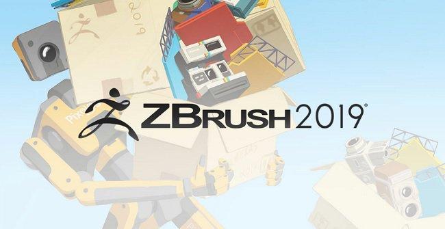 Pixologic Zbrush 2019 Win 破解版下载 crack