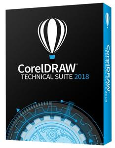 CorelDRAW Technical Suite 2018 v20.1.0.707 Multilingual Corporate ISO (x86/x64)