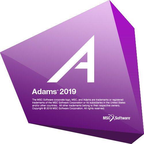 MSC Adams 2019-MAGNiTUDE 破解版下载 crack