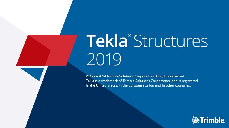Tekla Structures 2019 Build 45588 Multilingual 破解版下载