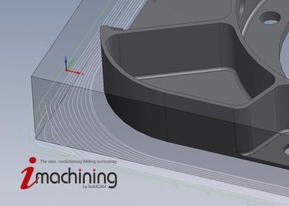 iMachining 2.0.12 for Siemens PLM NX 8.5-12.0
