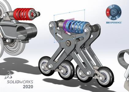 SolidWorks 2020 SP0.1 Multilanguage 破解版下载 crack