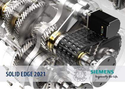 Siemens Solid Edge 2021 中文破解版下载 crack